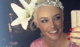Übertreibt es Daniela Katzenberger mit ihrer Cinderella-Hochzeit? (Foto)
