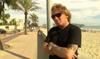 Auswanderer Jürgen Albers kämpft auf Mallorca mit den Schulden. (Foto)