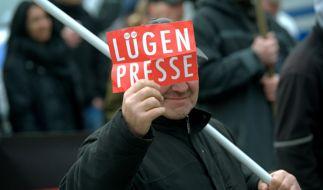 Die Deutschen misstrauen den Inhalten der Medien zutiefst. (Foto)