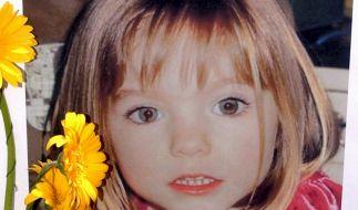 Die kleine Maddie ist seit über neun Jahren vermisst. (Foto)