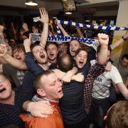 Fußball-Märchen! Leicester wird wirklich Meister (Foto)