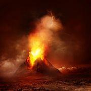 Weltuntergang extrem! Dieser Vulkan löscht uns alle aus (Foto)