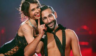 Jana Pallaske und Massimo Sinato: Auf dem Parkett absolut heiß zusammen! (Foto)