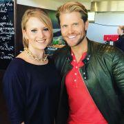 Was läuft zwischen ihr und Ex-Bachelor Paul Janke? (Foto)