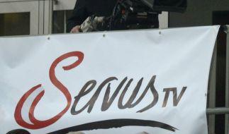 """Der Sender """"Servus TV"""" wird eingestellt. (Foto)"""
