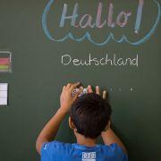 Fachwort-Verbot für Lehrer - damit Flüchtlinge sie verstehen (Foto)