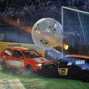 Ersatzveranstaltung für Stefan Raabs Autoball-EM (Foto)
