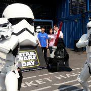 """""""May The 4th Be With You"""" - Die krassesten Sprüche zum Star-Wars-Tag (Foto)"""