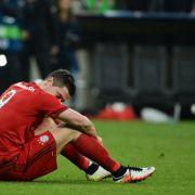 Dramatischer Abend: Bayern scheitert im Halbfinale (Foto)
