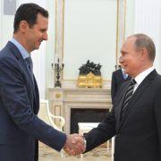 Putin und Assad machen gemeinsame Sache mit ISIS (Foto)