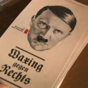 Führer-Enthaarung? DIESE Hitler-Werbung hat Folgen (Foto)