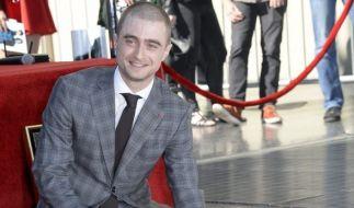 Daniel Radcliffe hat in Hollywood einen eigenen Stern. (Foto)