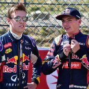 Nach Crash mit Vettel: Red Bull schmeißt Daniil Kwjat raus! (Foto)