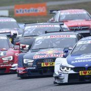 Sieg für Ex-Champion Di Resta auf dem Hockenheimring (Foto)