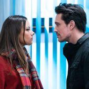 David konfrontiert Jasmin mit der Tatsache, dass Katrin für Frederics Tod verantwortlich ist.