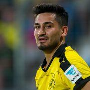 Knie kaputt! EM-Aus für Dortmunds Nationalspieler (Foto)
