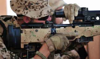 Scharfschützen: Die geheimen Tötungsmaschinen jeder Armee. (Foto)