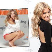 """So sexy strahlt Sylvie auf dem """"Women's Health""""-Cover (Foto)"""