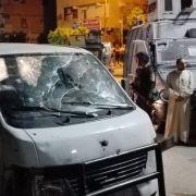 8 Polizisten bei islamistischem Attentat nahe Kairo getötet (Foto)
