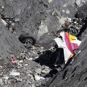 Vater von Germanwings-Opfer zeigt Lufthansa an (Foto)