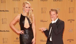 Oliver Pocher tritt gegen seine Ex-Freundin Sabine Lisicki nach. (Foto)