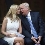 Das ist Donald Trumps heiße Tochter (Foto)