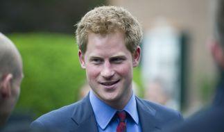 Der ewige Junggeselle? Prinz Harry findet einfach nicht die passende Frau. (Foto)