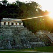 Jugendlicher (15) entdeckt verlorene Maya-Stadt (Foto)
