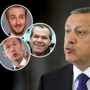 Der nächste Prozess? Erdogan verklagt jetzt deutschen Regisseur (Foto)