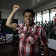 Dieser Präsident will alle Kriminellen töten (Foto)