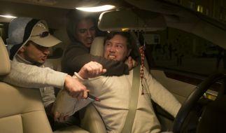 Ein Taxifahrer wurde von seinen Fahrgästen überfallen und schwer verletzt. (Foto)