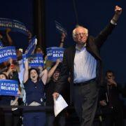Wie gefährlich ist Bernie Sanders für Clinton? (Foto)