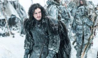 Jon Snow (Kit Harington) hat jetzt kurze Haare. (Foto)