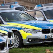 14-Jähriger leiht sich Polizeiwagen für Spritztour aus (Foto)