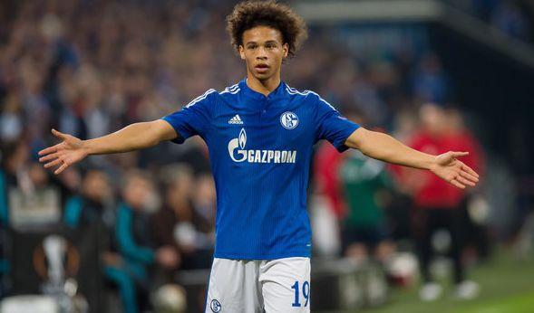 Leroy Sané gilt als eines der größten Talente Deutschlands. Angeblich reißen sich schon die europäischen Top-Klubs um den Schalker. (Foto)