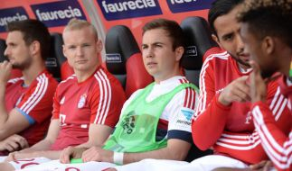 Wer soll neben Götze noch die Bayern verlassen? (Foto)