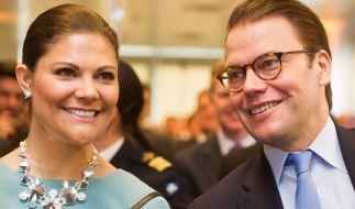 Victoria von Schweden und ihr Prinz Daniel. (Foto)