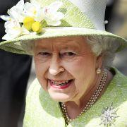 Fatal! Die Queen lästert über China (Foto)