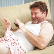 Mann entsperrt Handy mit seinem besten Stück (Foto)