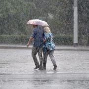 Regen pur! Alarmstufe Rot in Baden-Württemberg und Bayern (Foto)