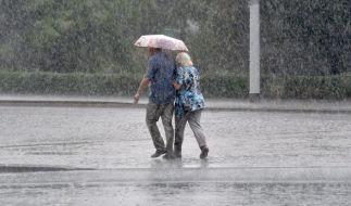 Über Pfingsten erwartet uns zunehmend schlechtes Wetter. (Foto)