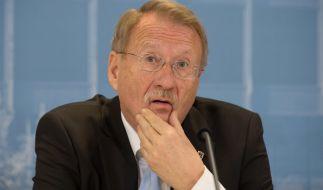 Wolfgang Drexler hat eine Morddrohung erhalten. (Foto)