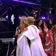 Lesben-Küsse live bei GNTM! Elena und Kim outen sich als Paar (Foto)