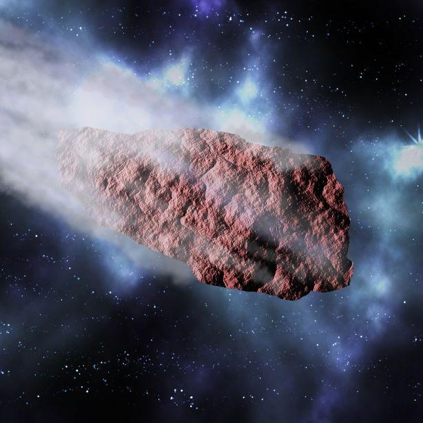 Priester sicher: Mega-Asteroid bedroht Menschheit (Foto)