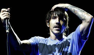 Anthony Kiedis musste ins Krankenhaus. (Foto)