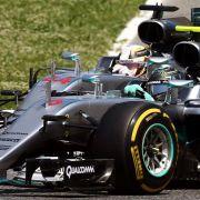 So explosiv ist das Teamduell Rosberg vs. Hamilton wirklich (Foto)