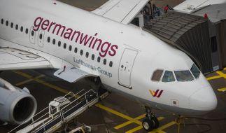 In Düsseldorf musste eine Germanwings-Maschine wegen Rauchentwicklung notlanden. (Foto)