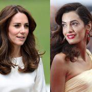 Herzogin Kate und Amal Clooney wollen den Gleichen! (Foto)