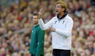Der FC Liverpool unter Trainer Jürgen Klopp traf im Europa League Finale 2016 auf den FC Sevilla. (Foto)