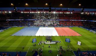 Im Parc des Princes in Paris werden bei der EM 2016 in Frankreich fünf Spiele ausgetragen (Foto)